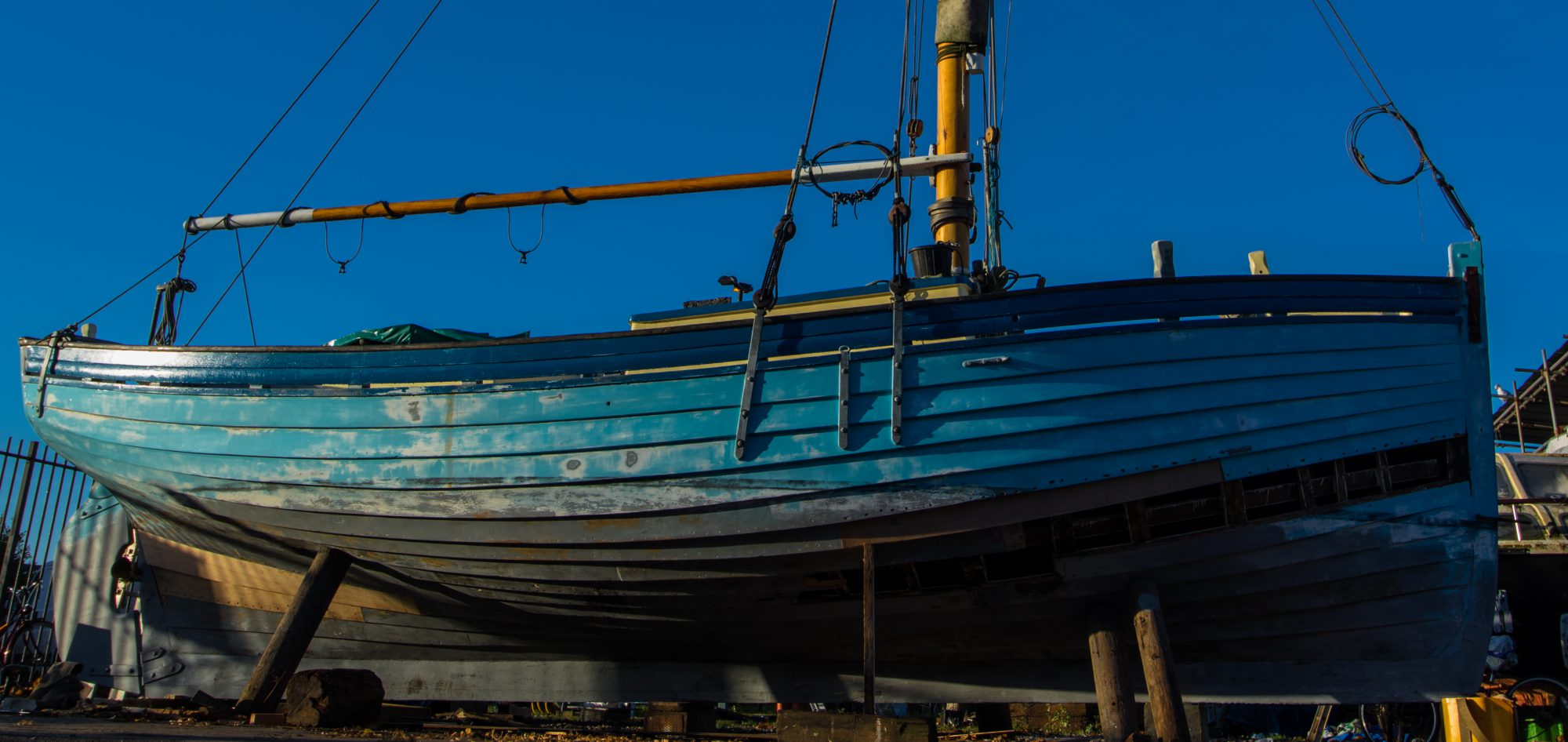 Rolt's Boat Yard